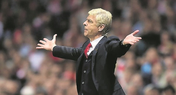 Arsene Wenger, Arsenal, Football