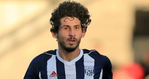 Ahmed Hejazi, West Brom