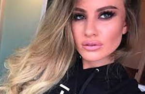 Chloe Ayling, Model, Britain