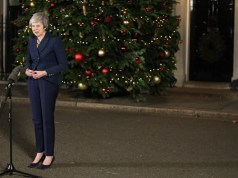 Brexit, Sir Graham Brady, Theresa May, No Confidence Vote