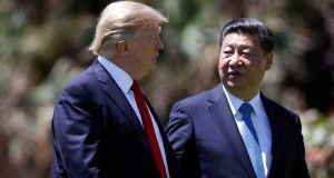 Donald Trump, Xi Jingping, China, U.S., Trade War