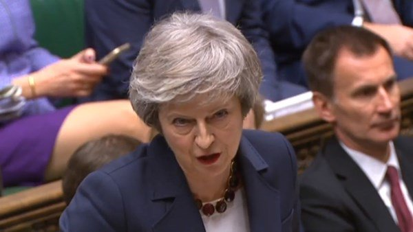 Theresa May, Brexit, Vote, Politics