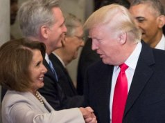 Donald Trump, Nancy Peolosi, Government Shutdown, U.S.
