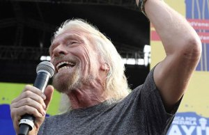 Richard Branson, Virgin Atlantic, Venezuela Concert