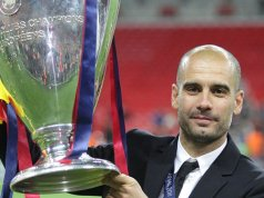 Pep Guardiola, Football, Sport, Manchester City, Champions League