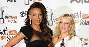 Geri Horner, Mel B, Spice Girls, Relationships