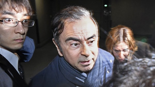 Carlos Ghosn, Nissan, Renault, Investigation