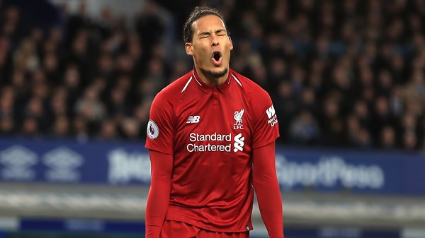 Liverpool FC, Virgil Van Dijk, Football, Sport, Champions League