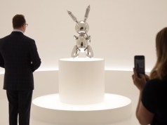 Koons's 1986 Rabbit, New York, Auction, Art