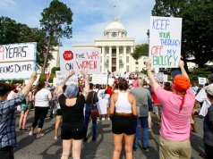 Abortion, Protest, Alabama, Law, U.S., Politics