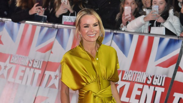 Amanda Holden, Britain's Got Talent, Watchdog, Fashion