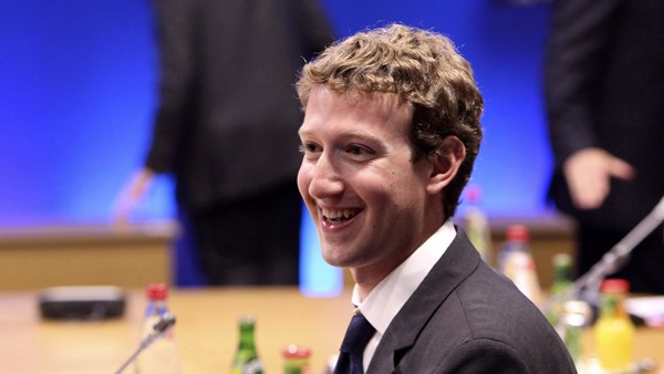 Artificial Intelligence, Mark Zuckerberg, Facebook,