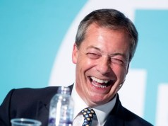 Nigel Farage is leading the Brexit Party