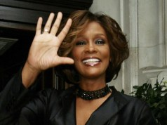 Whitney Houston makes the top 10 charts again