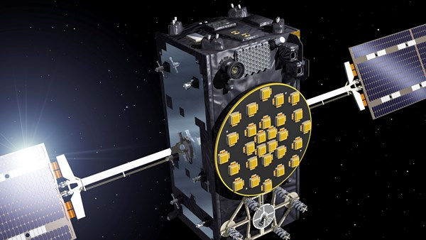 Galileo Satellite is going through a technical issue.