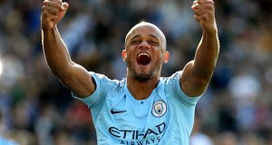 Vincent Company has retired from Manchester City and a new captain must be selected.
