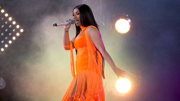 Cardi B cancels show after threat.