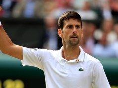 Novak Djokovic beats Roger Federer in longest Wimbledon final in history.