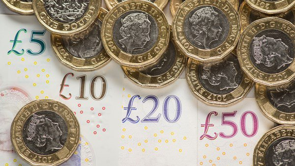 British Pound Sterling drops due to Brexit woes.