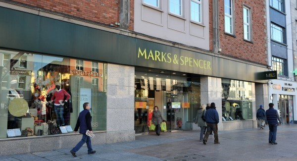 M&S. Marks & Spencer boss Jill McDonald quits job