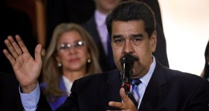 Nicolas Maduro says he will discuss with the US over sanctions.