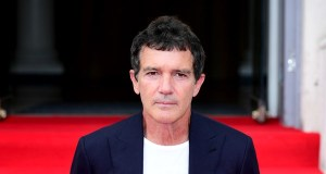 Antonio Banderas moved to Surrey to experience the real world