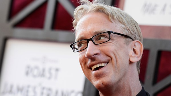 Andy Dick gets assaulted outside New York club
