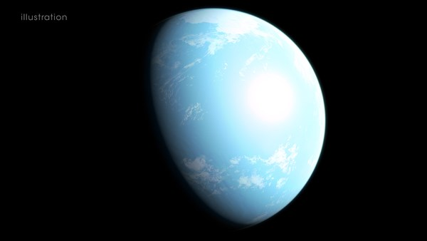 Nasa telescope finds another baby sized planet earth