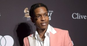 ASAP Rocky arrives back in the US after
