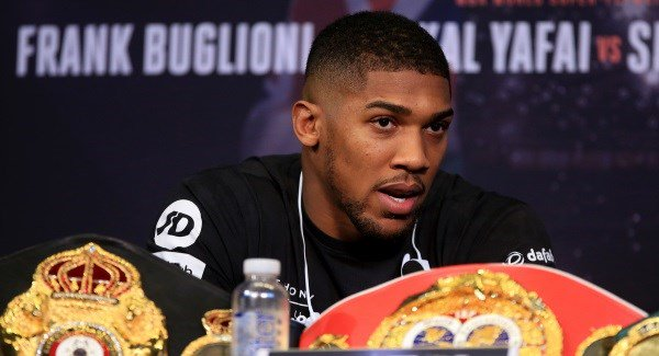 Anthony Joshua wants rematch against Andy Ruiz Jr.