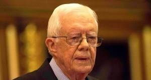 Jimmy Carter says even he couldn't handle presidency at 80 years old