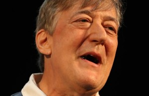 Stephen Fry backs prostate cancer campagin