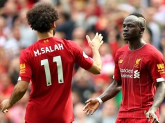 Liverpool are still undefeated courtesy of Mohamed Salah and Sadio Mane