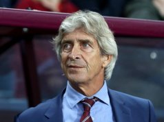 Manuel Pellegrini, manager of West Ham was unable to get a win on his 66th birthday.