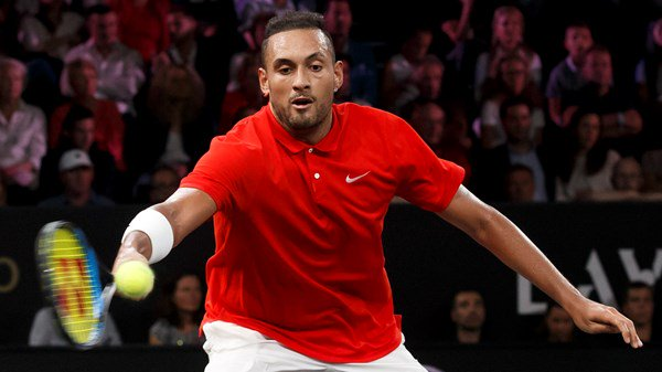 Nick Kyrgios fined for outburst in Cincinnati open