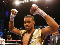Errol Spence Jr recovers from his car accident