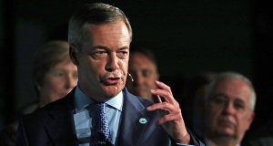 Nigel Farage under fire over criticism of EU's stance on Brexit deadline