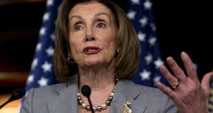Nancy Pelosi; Donald Trump impeachment