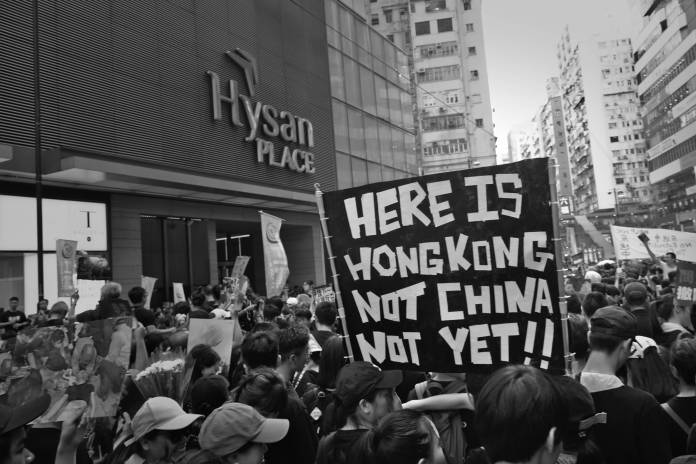 Hong Kong, protests, China