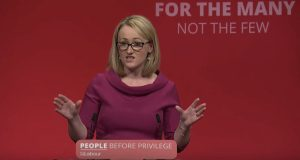 Labour Party Rebecca Long-Bailey