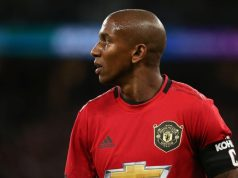 Ashley Young has been transferred to Inter Milan