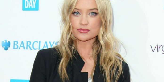 Laura Whitmore; ITV love island presenter