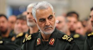 General Qassem Soleimani was killed in a US airstrike