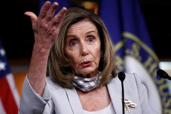 Nancy Pelosi; Politics, U.S.