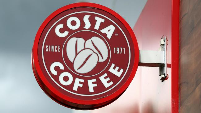 Costa Coffee to put jobs at risk