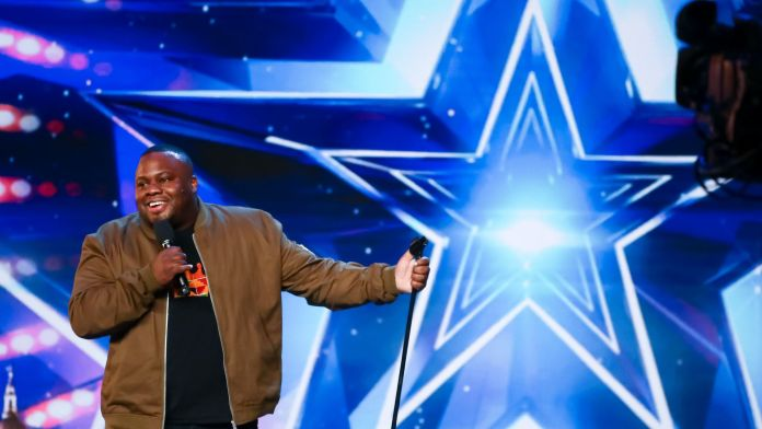 Britains Got Talent; Comedian Nabil Abdulrashid