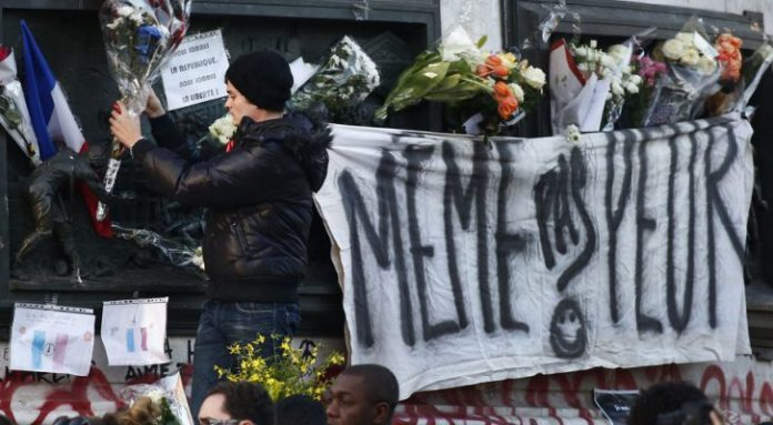 Paris mourns the death of teacher who was decapitated