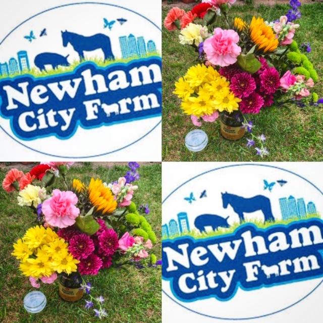 Best Bouquet: Newham City Farm