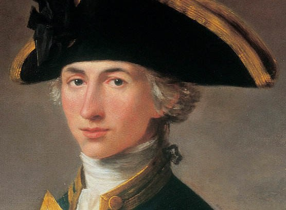 Young Admiral Nelson, Horatio Nelson as a young man, before he became one of Britain's greatest heroes. Courtesy Visit Greenwich, CC Att Generic 2.0 License.