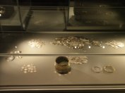 The Vale of York Hoard, discovered in 2007, seen for the first time